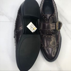Marc Fisher Shoes - Marc Fisher Bryleigh Studded Oxford Loafers Men 11